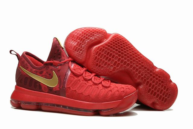 Nike KD 9 Shoes China Red
